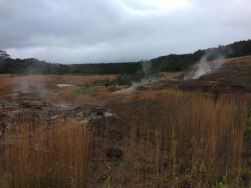 h volcano steam